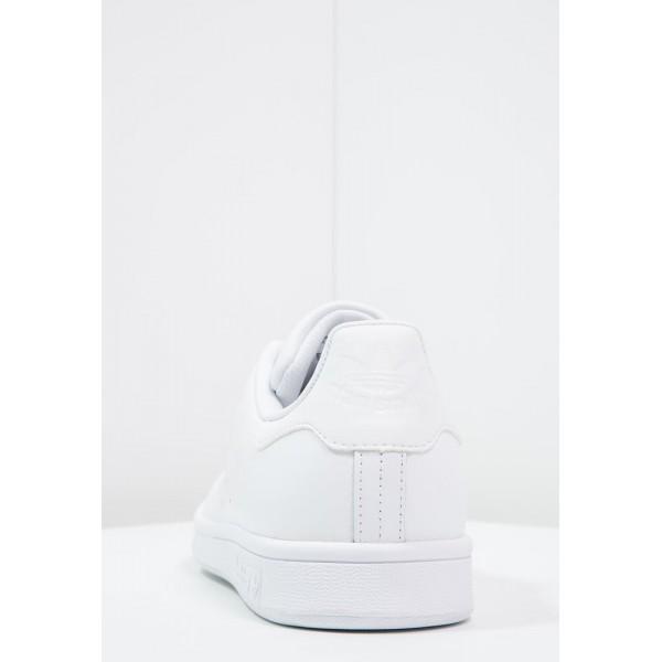 Damen / Herren Adidas Originals STAN SMITH - Trainingsschuhe Low - All Reines Weiß