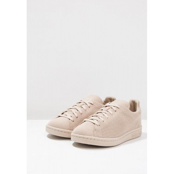 Damen / Herren Adidas Originals STAN SMITH PK - Schuhe Low - Clay Braun/Hellbeige