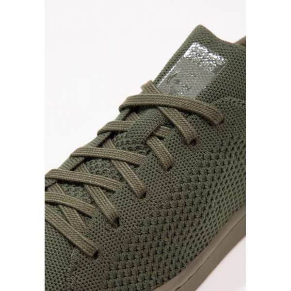 Damen / Herren Adidas Originals STAN SMITH PK - Turnschuhe Low - Night Cargo/Dunkel Olivgrün