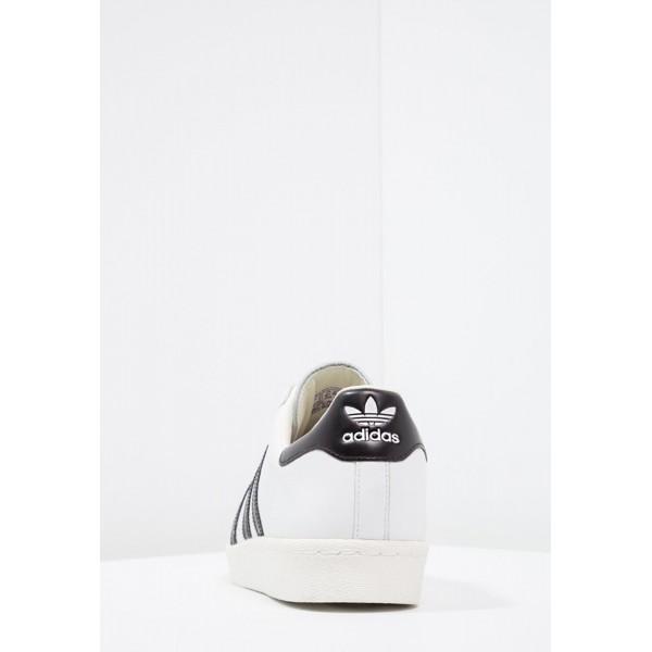 Damen / Herren Adidas Originals SUPERSTAR BOOST - Laufschuhe Low - Weiß/Obsidian Schwarz/Core Black/Gold Metallic