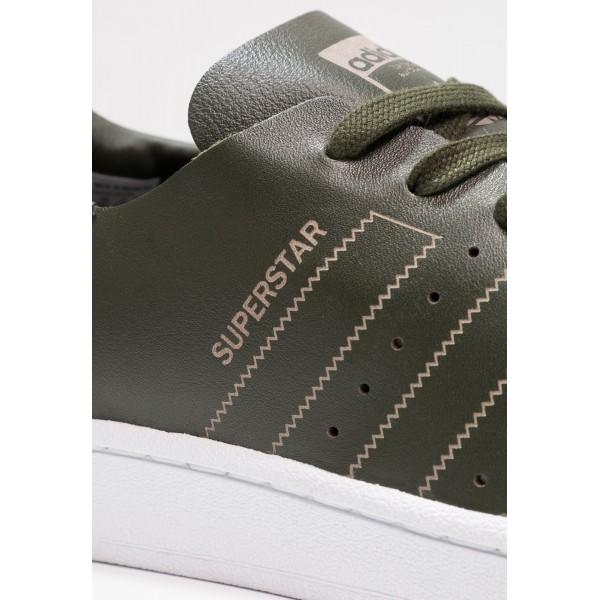 Damen / Herren Adidas Originals SUPERSTAR DECON - Sportschuhe Low - Night Cargo/Dunkel Olivgrün/Utility Black