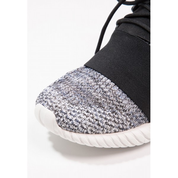 Damen / Herren Adidas Originals TUBULAR DOOM PK - Freizeitschuhe Hoch - Anthrazit Schwarz/Core Black/Mittelgrau/Hellgrau