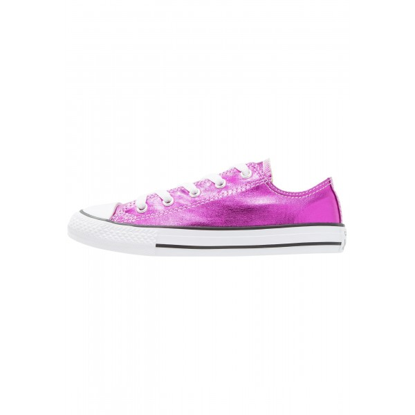 Kinder Converse CHUCK TAYLOR ALL STAR - SEASONAL METALLICS OX - Sneaker Low - Lilac Violet