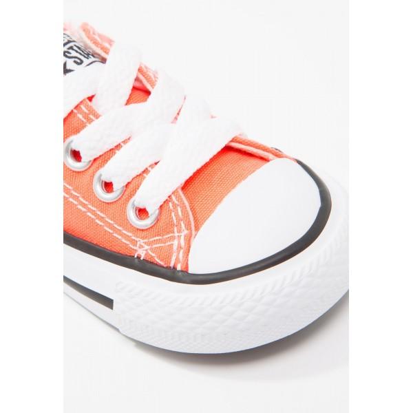 Kinder Converse CHUCK TAYLOR ALL STAR - OX - Laufschuhe Low - Hyper Orange/Schokolade
