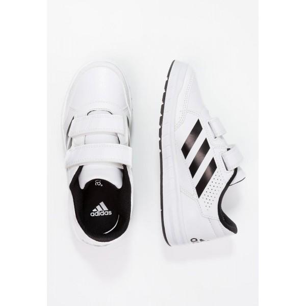 Kinder Adidas ALTASPORT - Sport Sneakers - Weiß/Anthrazit Schwarz