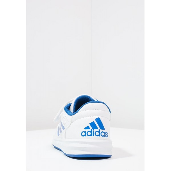 Kinder Adidas ALTASPORT - Trainingsschuhe Low - Weiß/Blau