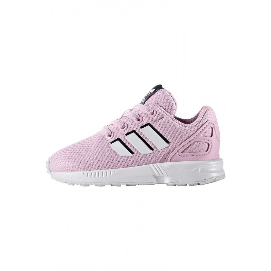Flux Rose Schuhe Adidas Misty Originals Kinder Zx Pinkweiß Low 3A4RL5j
