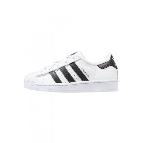 Kinder Adidas Originals SUPERSTAR - Schuhe Low - Weiß/Footwear Weiß/Core Black