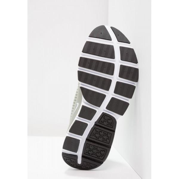 Damen Nike Footwear Für Sport SOCK DART - Laufschuhe Low - Dunkel Stucco/Hellgrau/Weiß/Schwarz