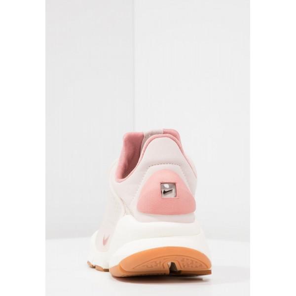 Damen Nike Footwear Für Sport SOCK DART PREMIUM - Fitnessschuhe Low - Silt Rot/Rot Stardust/Coral Pink/Korallenrot/Segel Weiß