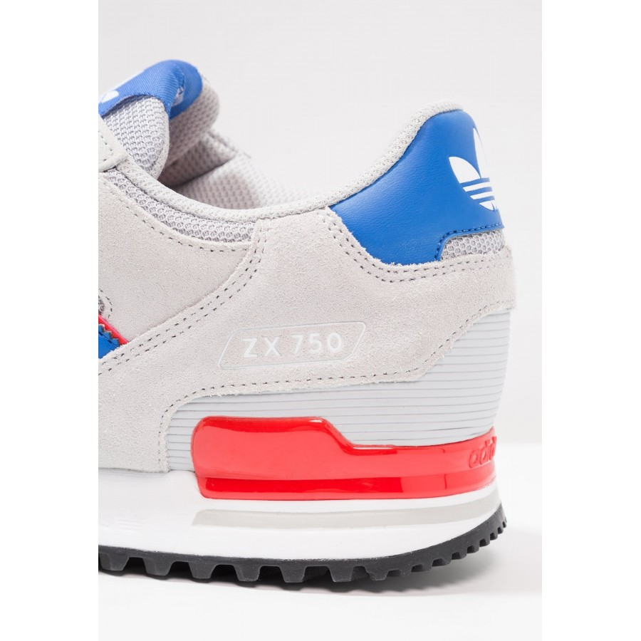 adidas Originals Herren ZX 750 Sneaker, Grau (Grey Two), 44