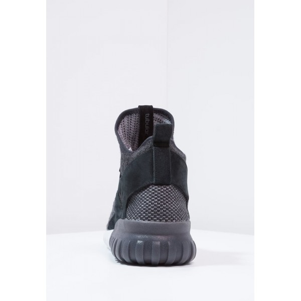 Damen / Herren Adidas Originals TUBULAR X - Trainingsschuhe Hoch - Schwarz/Dunkelgrau/Hellgrau