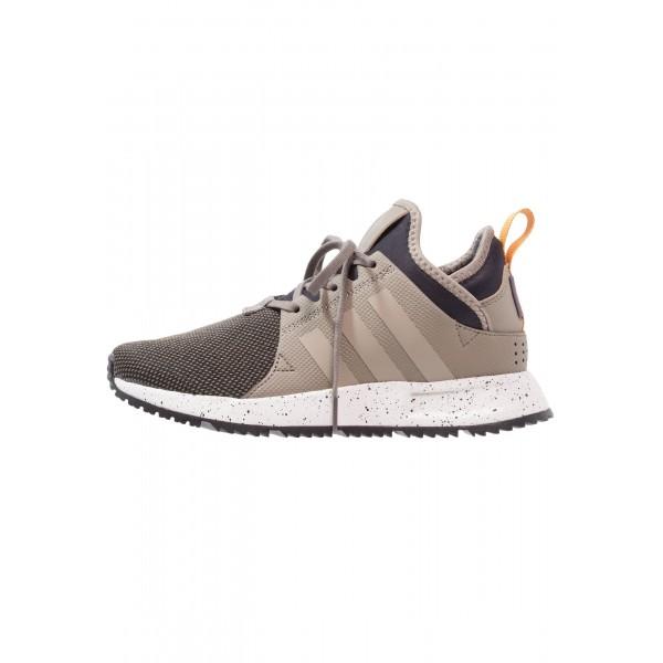Damen / Herren Adidas Originals X_PLR SNKRBOOT - Laufschuhe Low - Beige/Mittelbraun/Schwarz