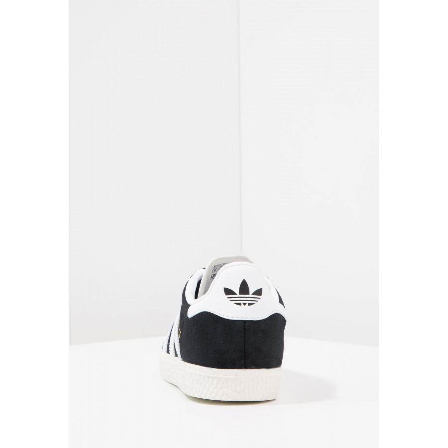 Low Kinder Adidas Gazelle Schwarz Originals Anthrazit Schuhe xBoWrCde