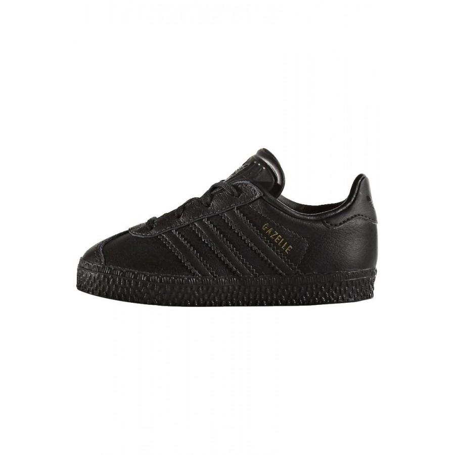 Kinder Adidas Originals GAZELLE Schuhe Low Anthrazit