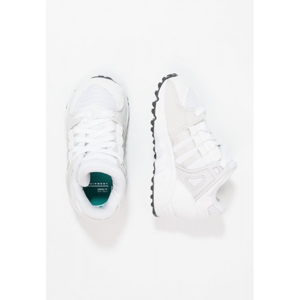 Kinder Adidas Originals EQT SUPPORT - Sportschuhe Low - Weiß/Footwear Weiß/Muschelgrau/Grey One