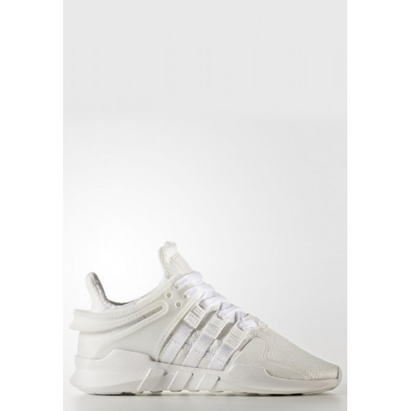 Kinder Adidas Originals EQT SUPPORT ADV - Sportschuhe Low - Weiß/Footwear Weiß