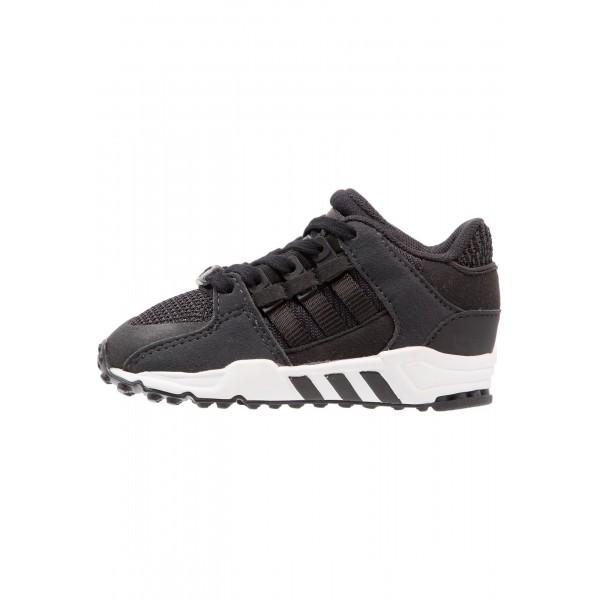 Kinder Adidas Originals EQT SUPPORT - Sport Sneakers Low - Anthrazit Schwarz/Core Black/Anthrazit Schwarz/Weiß/Footwear Weiß