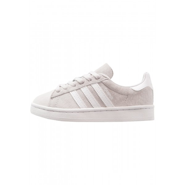Kinder Adidas Originals CAMPUS C - Schuhe Low - Muschelgrau/Grey One/Weiß