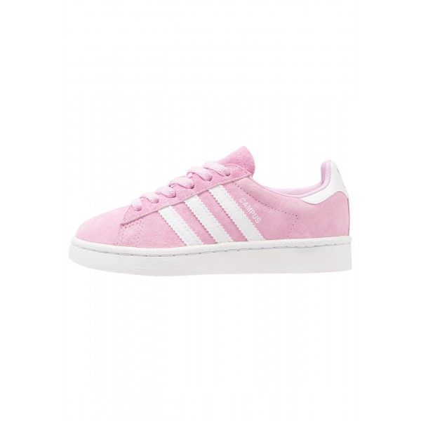 Kinder Adidas Originals CAMPUS C - Fitnessschuhe Low - Misty Rose Pink/Sweety Pink/Weiß